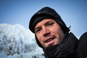 A Cold Selfie Taken at Tilicho Tal