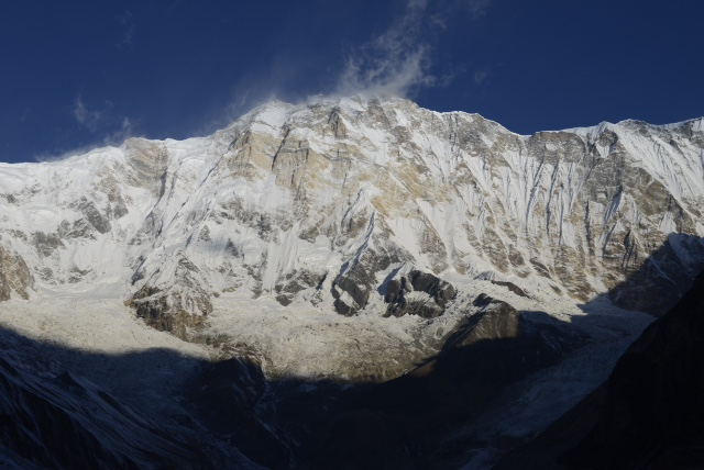 Annapurna South Face (Image courtesy of Ali Colqhuhoun)